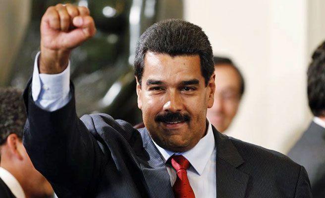 Asegura Maduro que comicios venezolanos son un éxito de la democracia revolucionaria