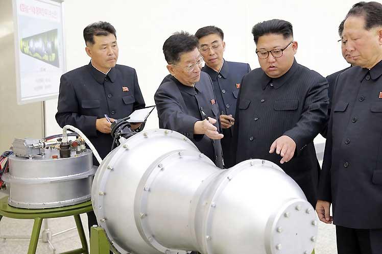 El jefe de la ONU condena el ensayo nuclear norcoreano