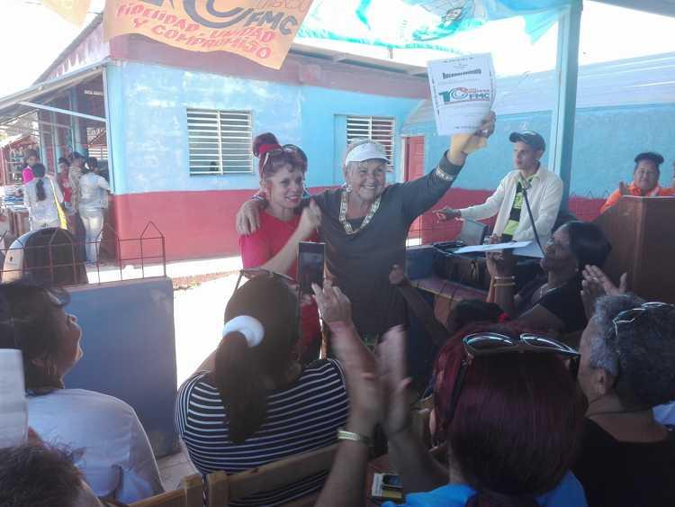 Mujeres camagüeyanas ratificarán en las urnas su voto por Cuba (+ Audio)