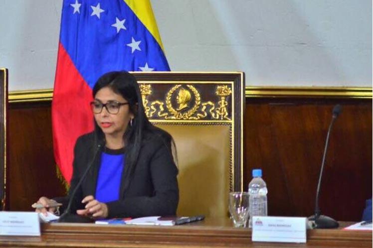 Rodríguez: El país tiene los recursos para ser una nación potencia