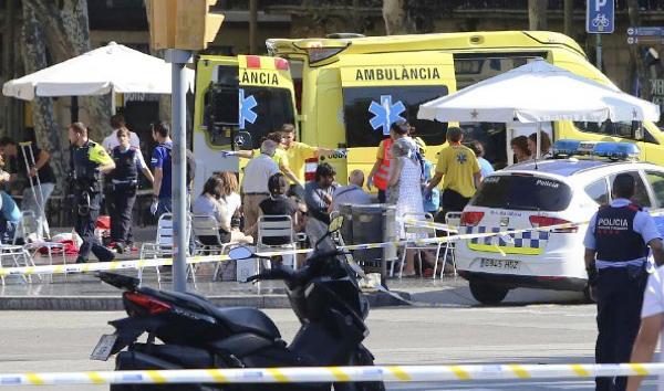 Cubanos heridos del atentado en Barcelona están estables