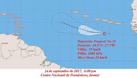 Nuevas tormentas en el Atlántico amenazan a las Antillas