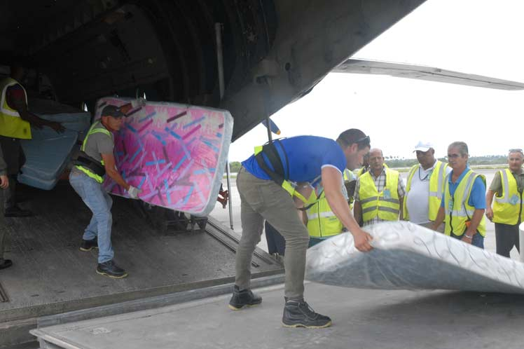Venezuela se solidariza con Cuba tras paso de Irma
