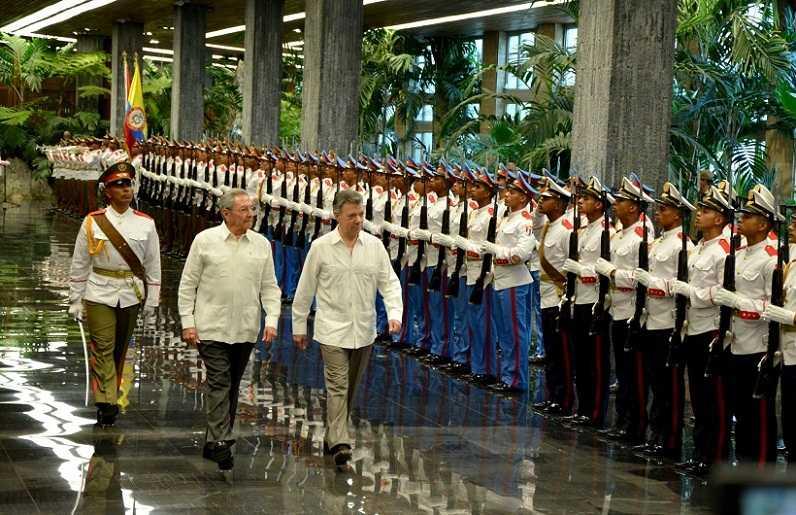 Colombia aumentó 37% la producción de cocaína — Maduro