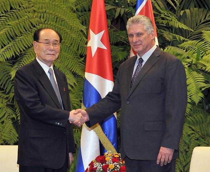 Venezuela y Corea del Norte reafirman estrechar lazos políticos #28Nov