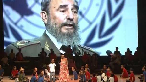 Evo conmemora labor del líder cubano Fidel Castro