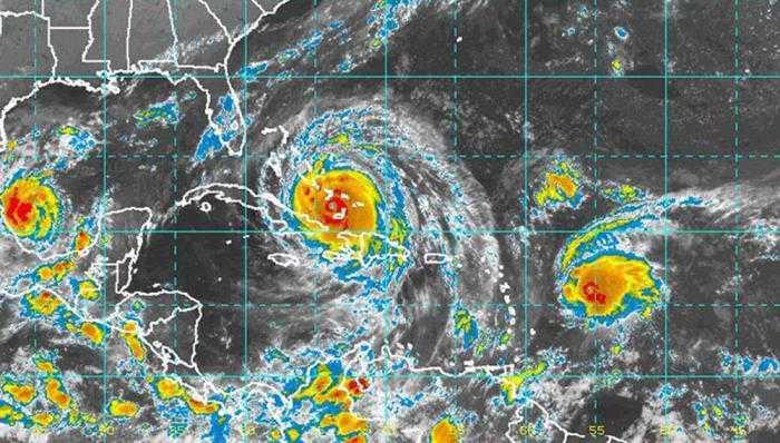 Irma toca tierra en Cuba con vientos de 160 millas