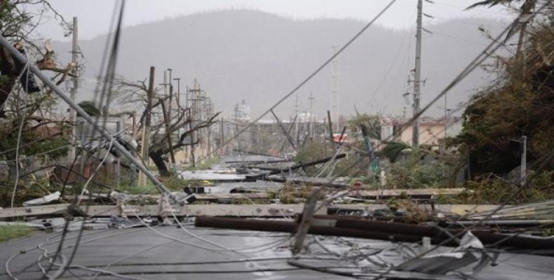 Jennifer López dona US$1 millón a Puerto Rico tras huracán María