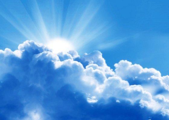 Predominio de nublados en gran parte del territorio nacional