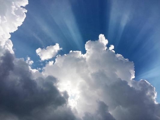 Nublados con algunos chubascos y aisladas tormentas eléctricas en Camagüey