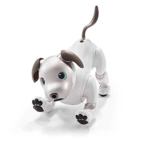 Así es la nueva versión del perro robot de Sony