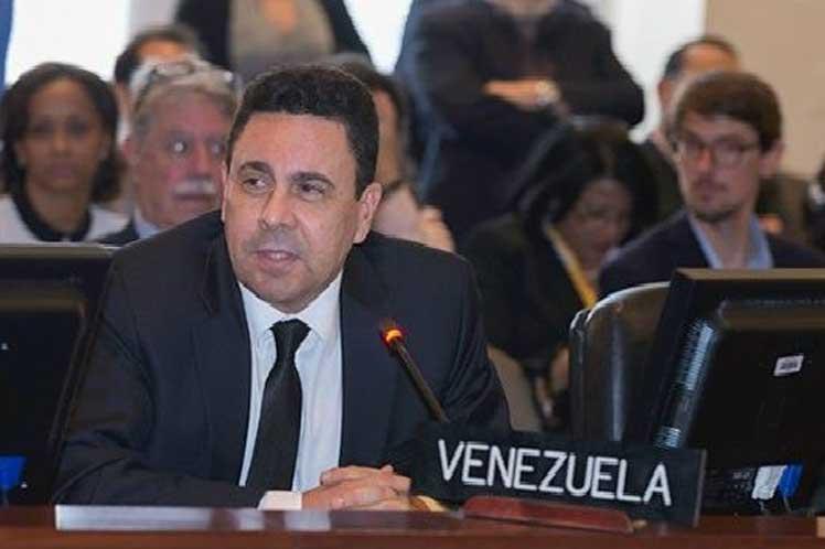 EEUU pretende arreciar ataques contra la Constituyente — Canciller Moncada