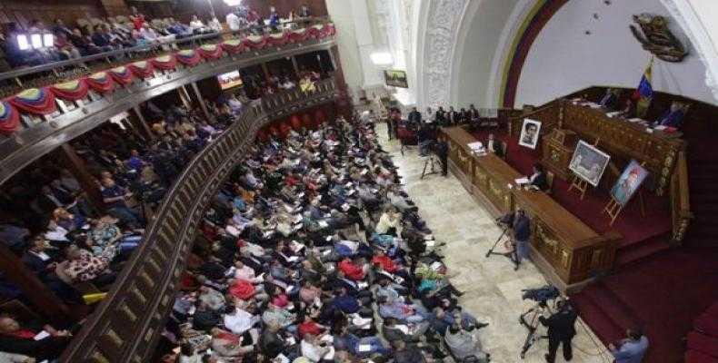 Maduro: Ley contra el odio promovida por Constituyente es